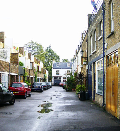 ruston mews association london w11